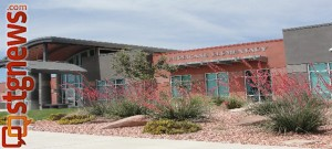 Hurricane Elementary School, Hurricane, Utah, May 25, 2013 | Photo by Leo Wright, St. George News
