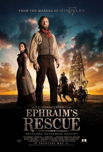 Ephraim's Rescue promotional poster | Image courtesy of ephraimsrescue.com