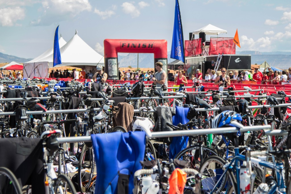 SG->Tri, triathlon brought by BBSC Endurance Sports to the St. George