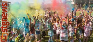 Colorpalooza 5K, Dixie State University, St. George, Utah, May 18, 2013   Photo by Chris Caldwell, St. George News