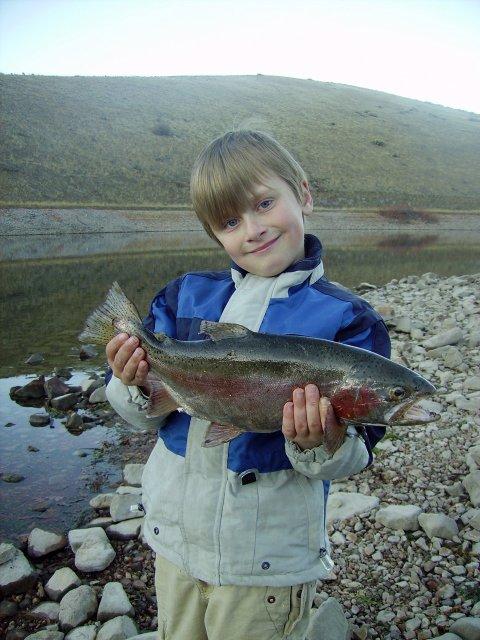 Fishing in Utah | Photo courtesy of Utah DWR
