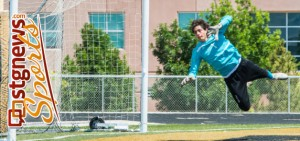Juan Diego at Desert Hills, St. George, Utah, May 4, 2013   Photo by Dave Amodt, St. George News