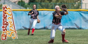 Saturday afternoon at the 3A State Softball Championship at Little Valley, Stansbury vs. Spanish Fork, St. George, Utah, May 18, 2013 | Photo by Dave Amodt, St. George News