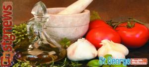 Organic food recipe   Photo courtesy of St. George Health and Wellness