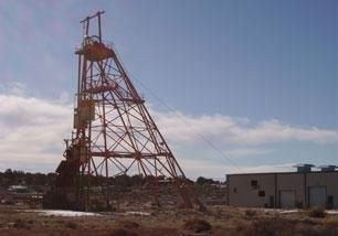 Pinenut Mine, Mohave County, Ariz., undated | Photo courtesy of Energy Fuels