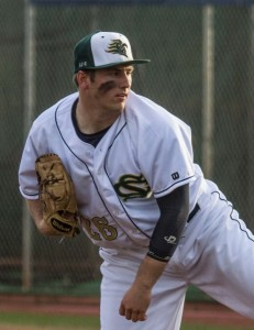 Riley Gates helped SC baseball earn 10 all-sport points with a state title. | File photo by Chris Caldwell, St. George News