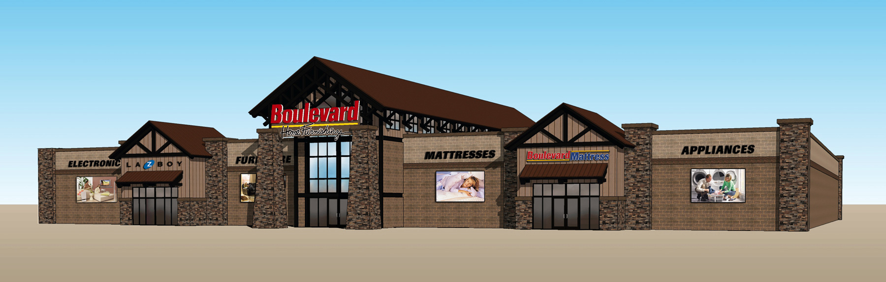 Boulevard Home Furnishings Holds Groundbreaking For New Plaza Store In Cedar City Stgnews