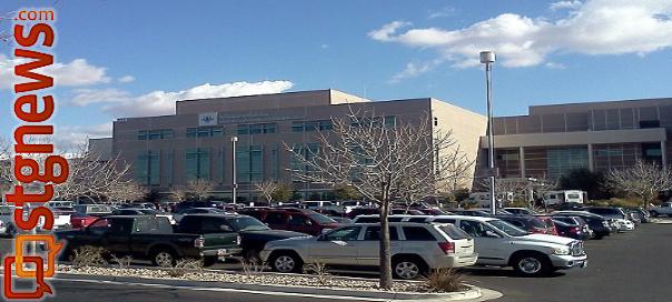 Dixie Regional Medical Center, St. George, Utah, January 23, 2013 | Photo by Mori Kessler, St. George News