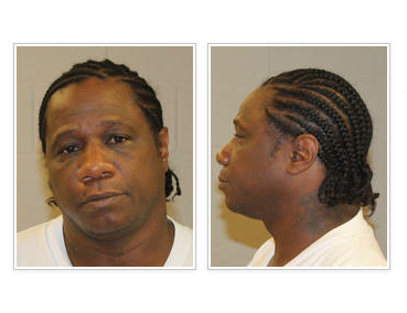 Jamal David Diggs arrested in Washington County, Utah, June 9, 2013   Booking Photo courtesy of Washington County Sheriff's Office