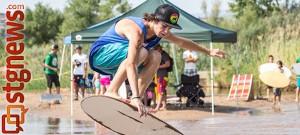 Virgin River Skimboard Classic in St. George, Utah, June 29, 2013 | Photo by Chris Caldwell, St. George News