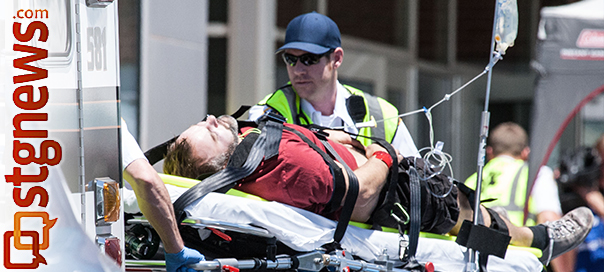 Dixie State University, Dixie Regional Medical Center and the St. George Police Department held a mass-shooting exercise at DSU's Russell C. Taylor Health Science Building in order to better prepare for when such a scenario may occur in the future, St. George, Utah, June 14, 2013 | Photo by Chris Caldwell, St. George News
