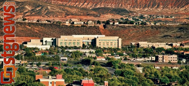 Dixie Regional Medical Center, St. George, Utah, date unknown | Photo courtesy of Dixie Regional Medical Center