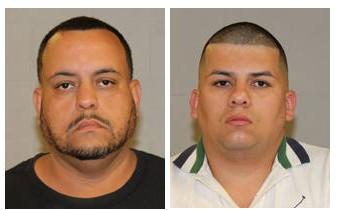 Juan Carlos Gonzalez and Omar David Colon-Castillo | Photo courtesy of the Utah Highway Patrol