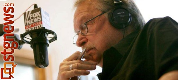 Dan Murphy, Radio Host of My Last Call | Photo courtesy of Fox News KZNU St. George