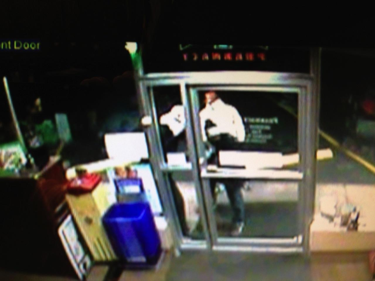 Stapley Pharmacy, St. George, Utah , June 1, 2013 | Surveillance Camera, Contact St. George Police Department with info