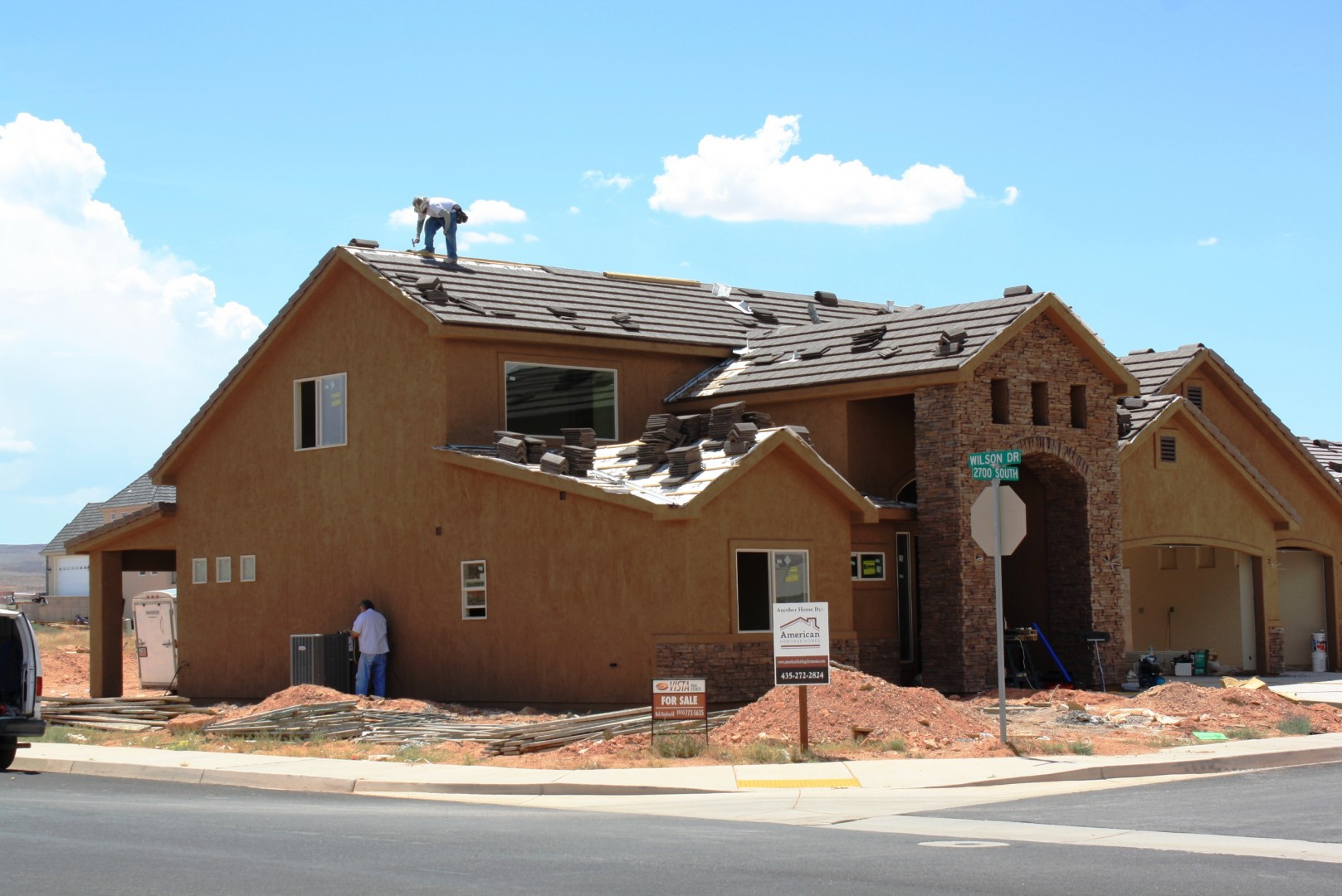 Washington county home prices rising real estate recovery for Building a house in utah