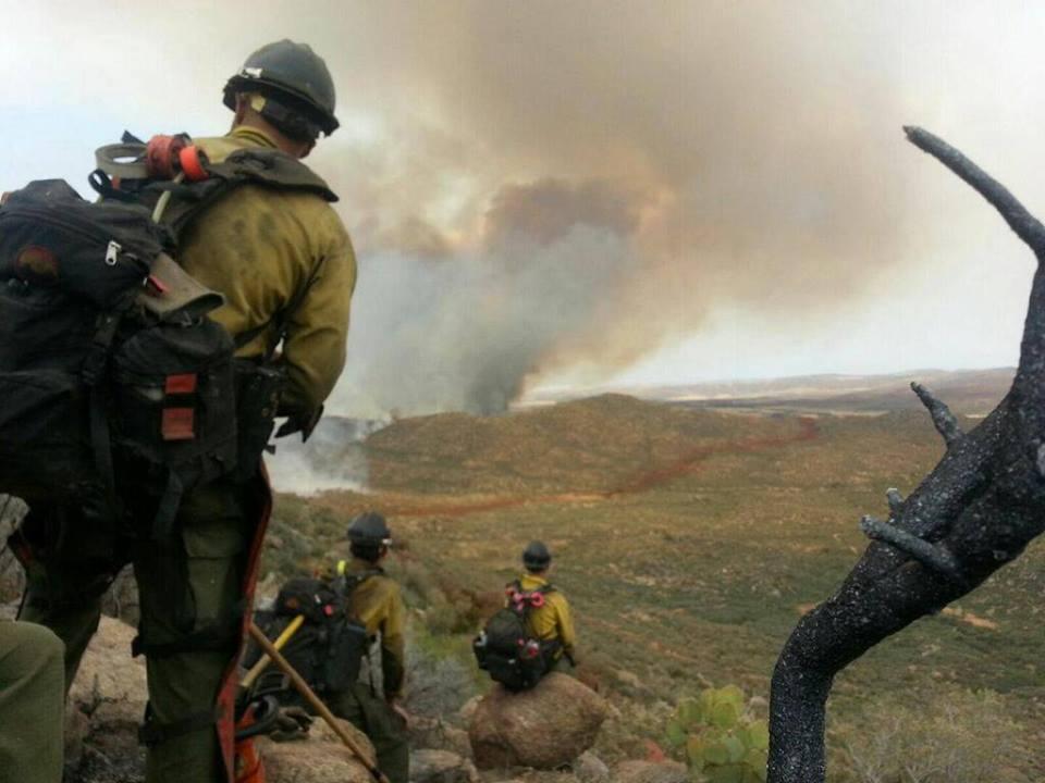Granite Mountain Hot Shots : Cedar city man among granite mountain hotshots perished