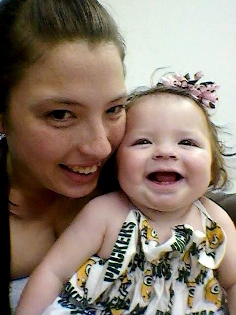 Ashley Kelton (left) and Kenzlie Kelton, St. George, Utah, 2013 | Photo courtesy of Ashley Kelton