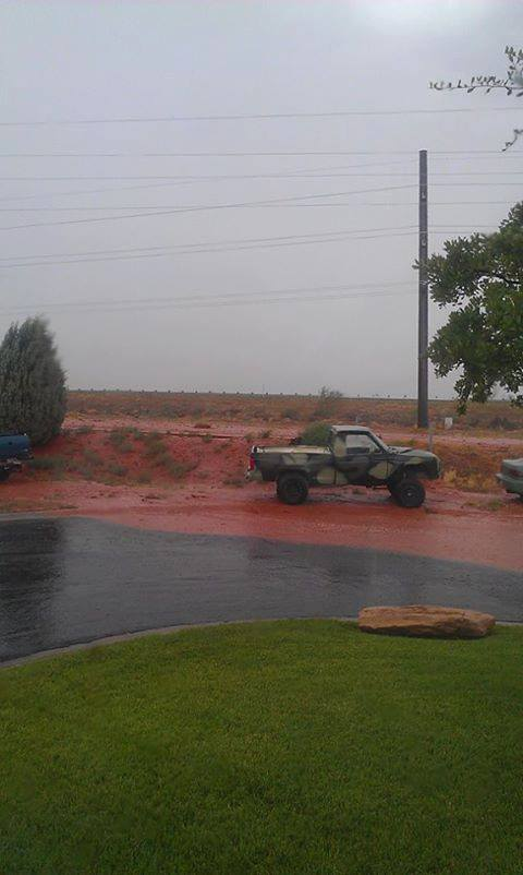 Buena Vista Boulevard, Washington City, Utah, July 26, 2013 | Photo by Marci Jo Johnson for St. George News