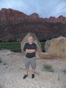 Michael Fatali, Springdale, Utah, July 16, 2013 | Photo by Dan Mabbutt, St. George News