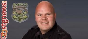 Cedar City Police Officer | Photo courtesy of Cedar City Police Department