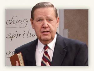 Elder Jeffrey R. Holland   Photo courtesy LDS.org