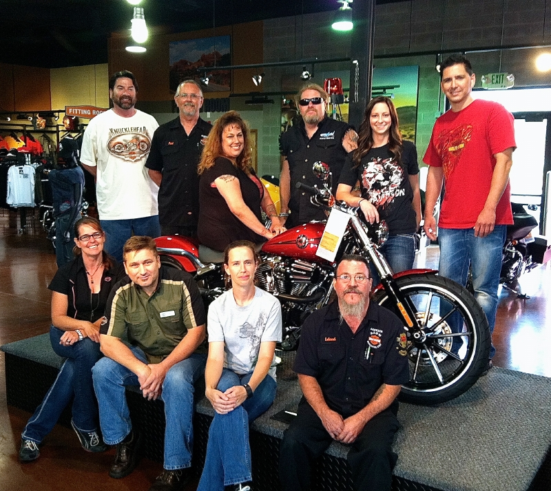 Harley Davidson Dealer Washington >> Zion Harley-Davidson: Not just a bike, a lifestyle – St George News