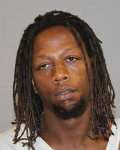 Leroy Haley, arrested in St. George, Utah, Aug. 23, 2013 | Photo courtesy of St. George Police Department, St. George News