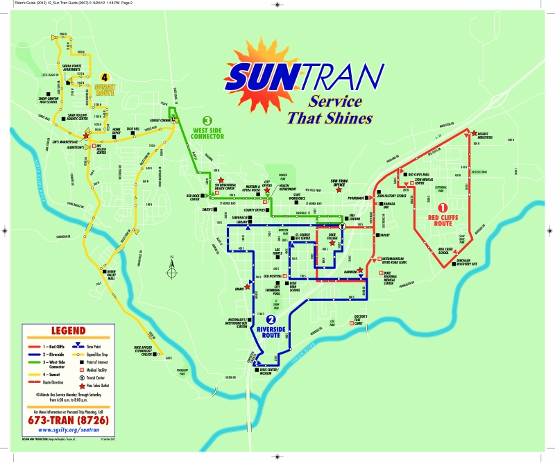 SunTran info now available on smartphones
