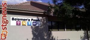 Solomon's Porch Foursquare Fellowship, St. George, Utah, undated   Photo courtesy of Solomon's Porch Foursquare Fellowship