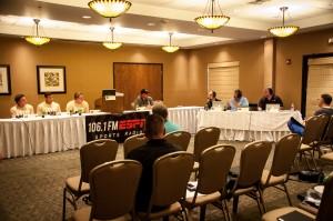 The first annual 3AA South Region football Media Day, Washington, Utah, August 9, 2013 | Photo by Rachel Guymon, St. George Nnews