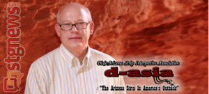 Ken Sizemore, new Executive Director of Dixie/Arizona Strip Interpretive Association, St. George, Utah, announced Aug. 21, 2013 | Photo courtesy of D/ASIA and Bureau of Land Management, St. George News