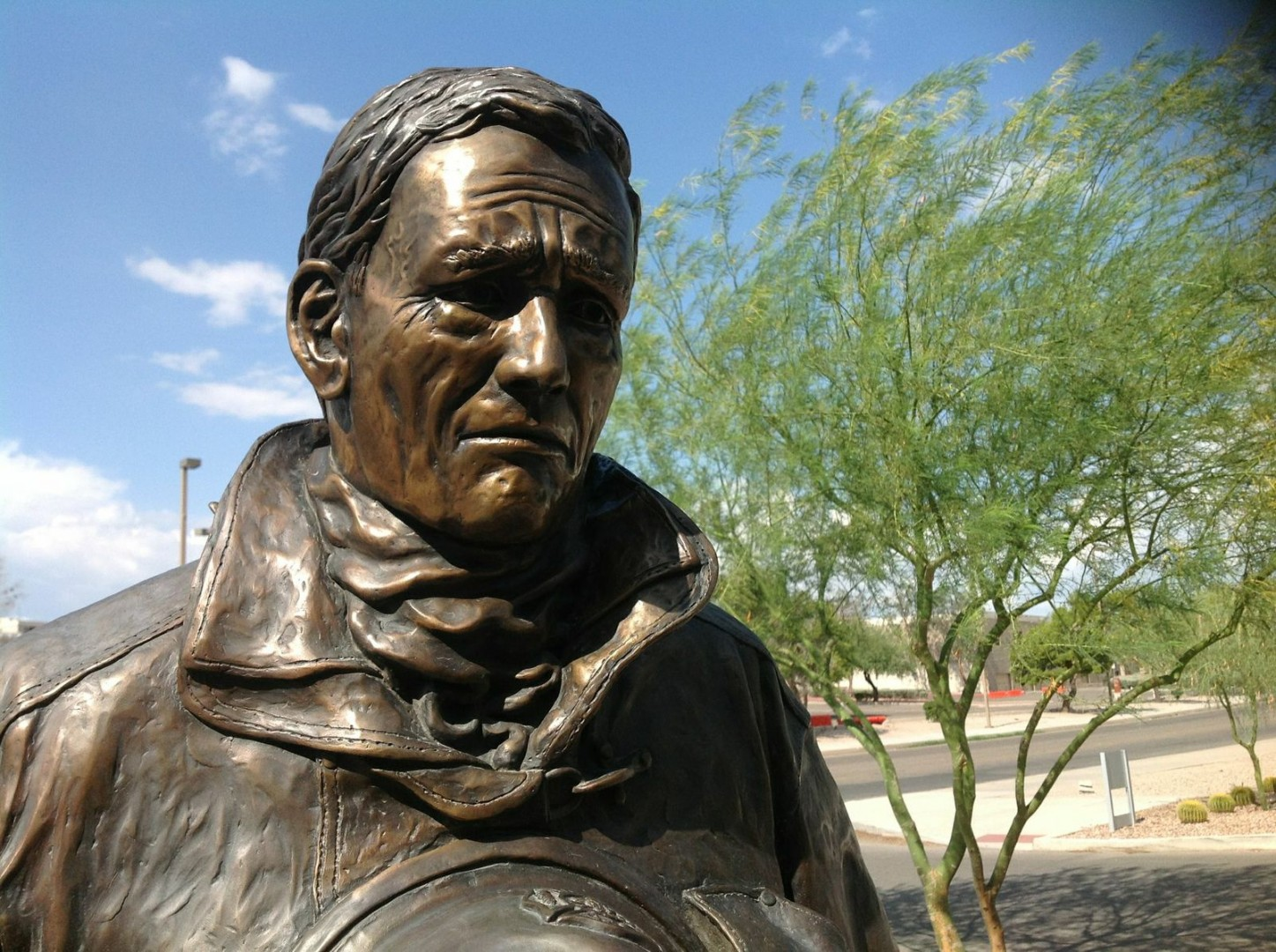 Tuscon, Arizona based 911 Sculpture to be featured on Good Company documentary series, produced by MultiView, undated | Photo courtesy of MultiView, St. George News