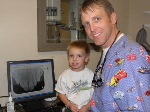Dr. Jeremy Scholzen of Children's Dental, St. George, Utah, undated | Photo courtesy of St. George Health and Wellness