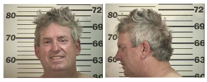 James Alan Reynolds, 55, booked into Iron County Correctional Facility, Cedar City, Utah, Aug. 15, 2013 | Photos courtesy of Iron County Sheriff's Inmate Bookings, St. George News
