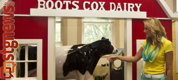 Children's Museum, Boot Cox Farm, Amy English, Aug. 23, 2013, St. George, UT | Photo by John Teas