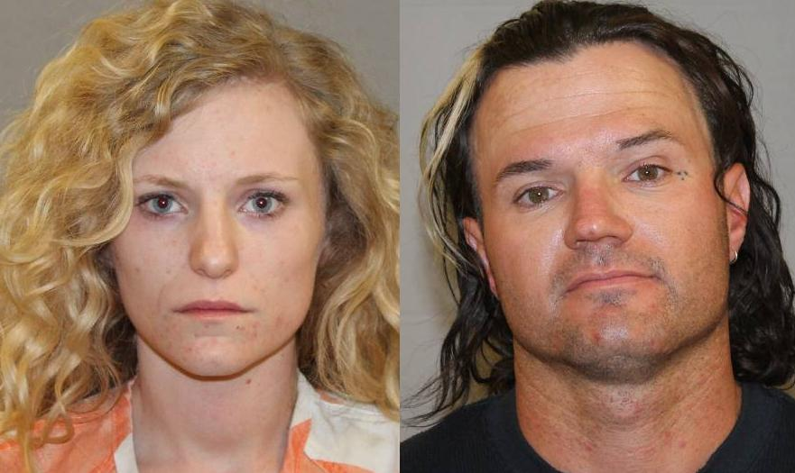Malory Jacobs and Robert Wharton | Photos courtesy of the St. George Police Department