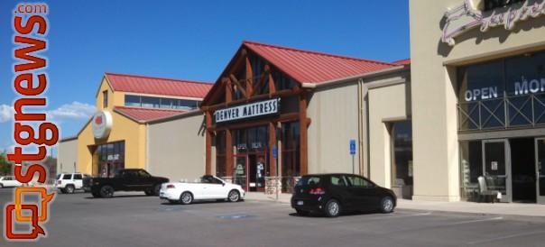 Furniture Row storefront, St. George, Utah, Aug. 12, 2013 | Photo by Mori Kessler, St. George News