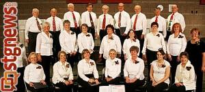 The 2012-13 Hurricane Valley Choir membership, Hurricane, Utah, undated | Photo courtesy of the Hurricane Valley Choir