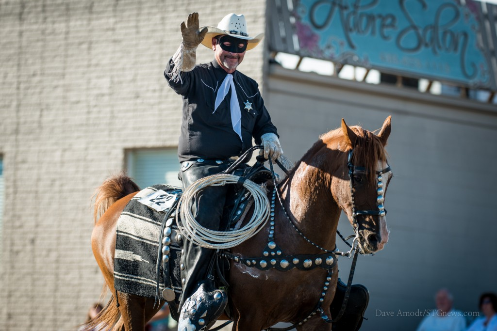 Dixie Roundup Rodeo Parade Stgnews Photo Gallery St