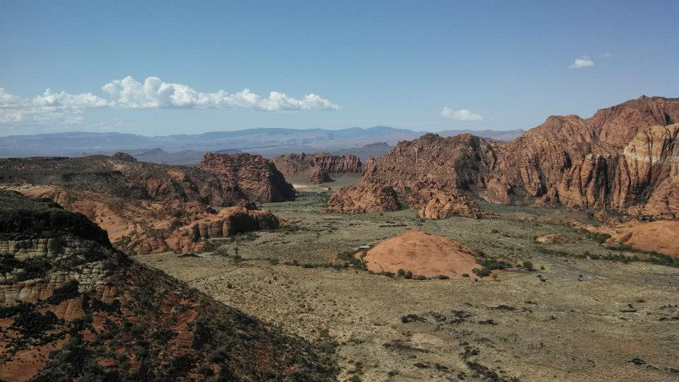 What To Do In Snow Canyon State Park - St. George Express  |Snow Canyon State Park Utah