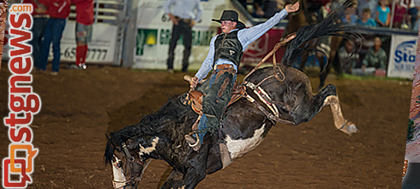79th annual Dixie Roundup Rodeo, Dixie Sunbowl, St. George, Utah, Sept. 12, 2013 | Photo by Dave Amodt, St. George News