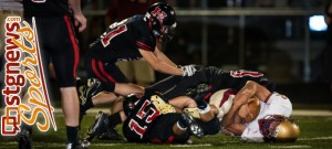 The Tigers hope to get after it defensively vs. Bear River. File photo from Hurricane, Utah, Sept. 20, 2013   Photo by Dave Amodt, St. George News