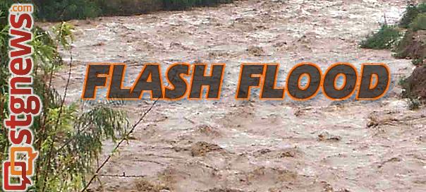 Areal Flood Warning, Washington County, flooding reported ...