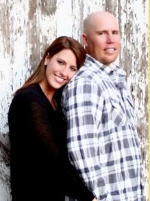 Kenny and Emily Ward | Photo courtesy of Jill Witt