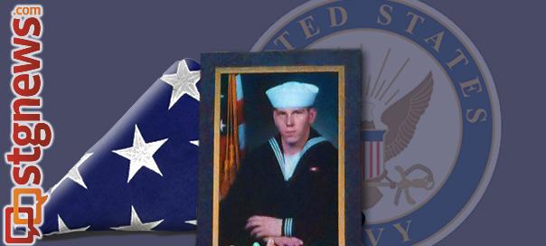 Portrait of Petty Officer Steven Brissette courtesy of the Brissette family. Graphics by Brett Barrett, St. George News