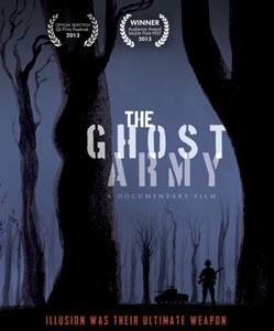 "Poster for ""The Ghost Army"""