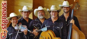 Cody Bryant and the Riders of the Purple Sage | Photo courtesy of Dixie Care & Share