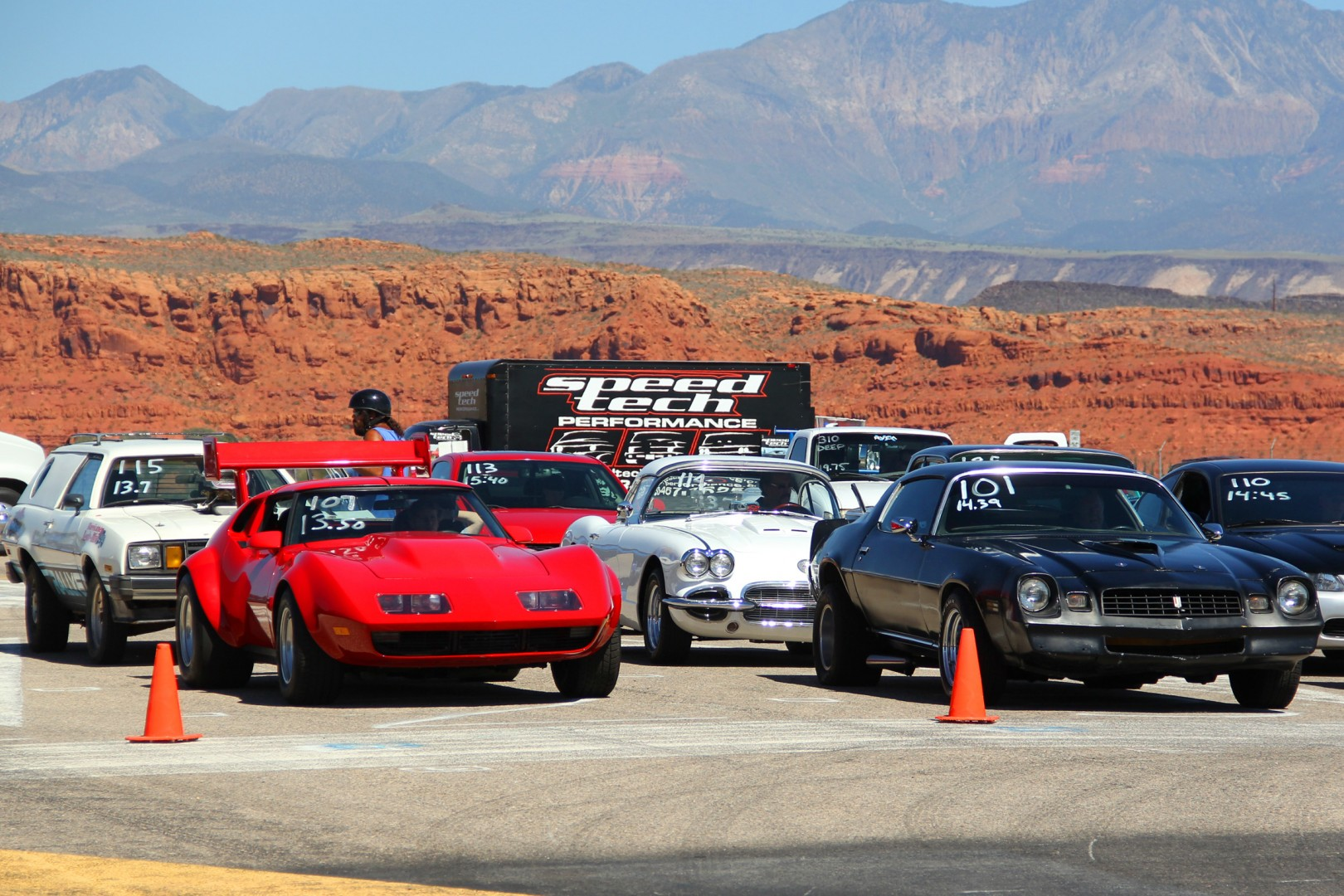 Green Means Go Drag Racing Delivers In Speed Spectators Stgnews