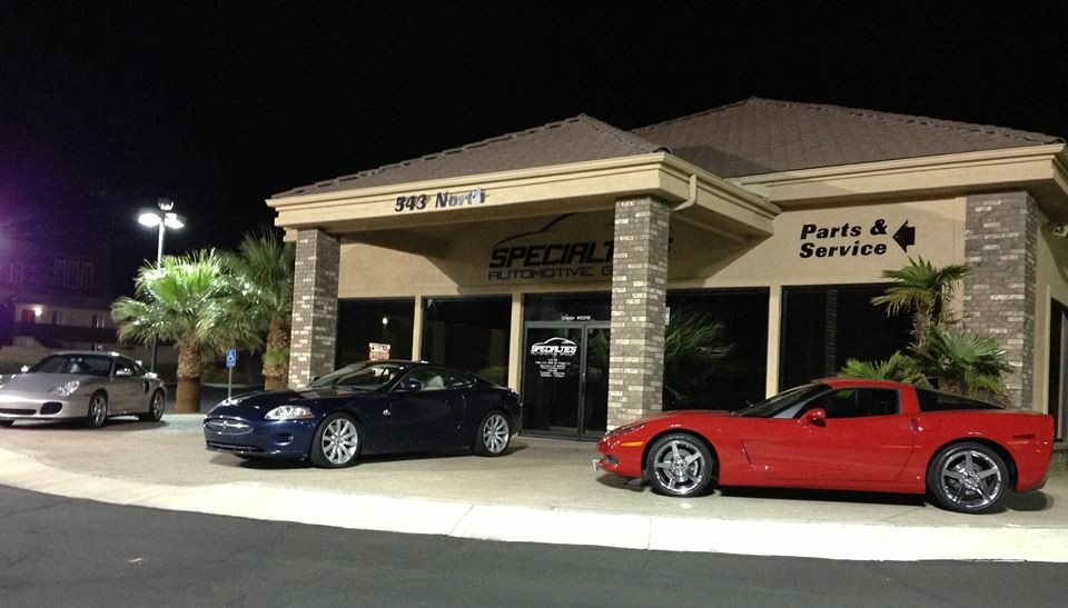 Specialties Automotive Group, 543 N. Bluff Street, St. George, Utah, July 30, 2013 | Photo courtesy of Specialties Automotive Group for St. George News